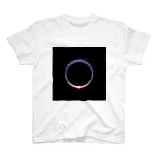 Sun rise Ring T-shirts