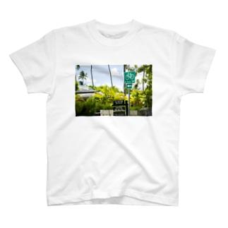 to Kailua town T-shirts