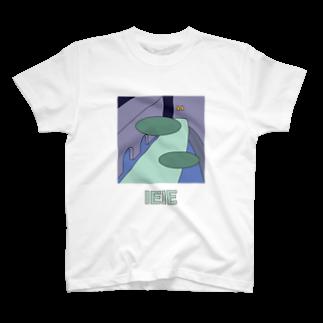 cc2019のIEIE T-shirts