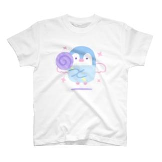 ゆめかわペンギン T-shirts