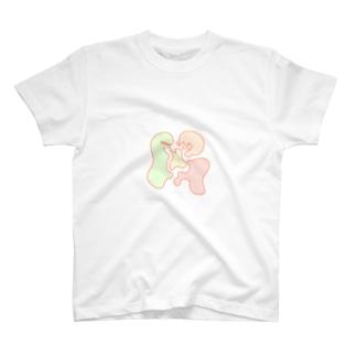 みちのせいぶつたち。 T-shirts