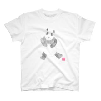 パンダさん T-shirts