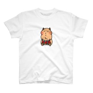 きんくまのやま T-shirts