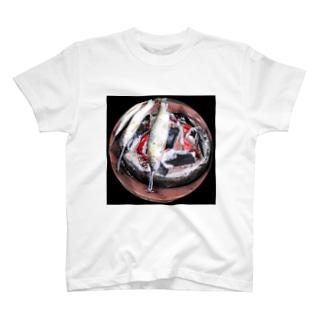 鮎の塩焼き T-shirts