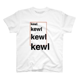 KEWL シャツ T-shirts