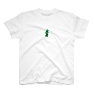 しゃくれわかめ T-shirts