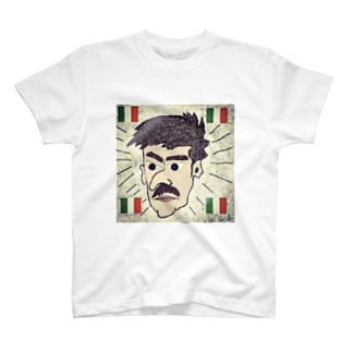 ちょいワルシェフ T-shirts