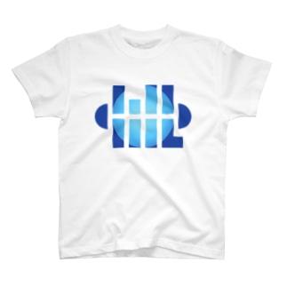 小川ハル ロゴA T-shirts