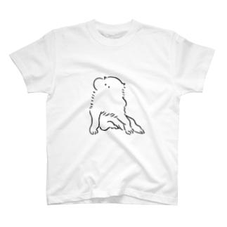 イッヌ♀ T-shirts