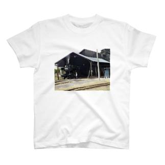出発だよSL人吉 T-shirts