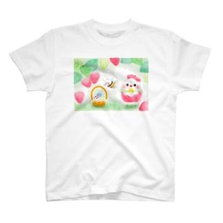 いちごちゅん T-shirts