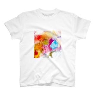 paint T-shirts