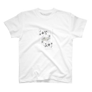 うさぎのジャックくん T-shirts