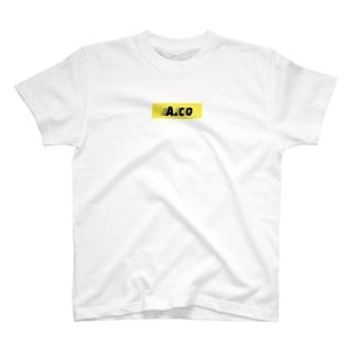 シンプルA.co T-shirts