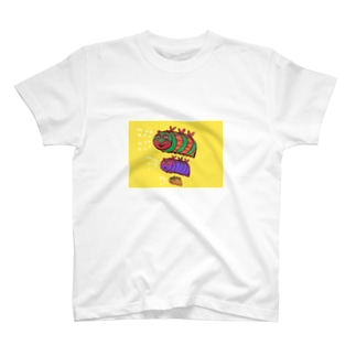 虫虫虫 T-shirts