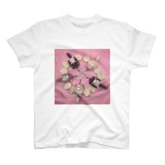 デブチラエンジェル T-shirts