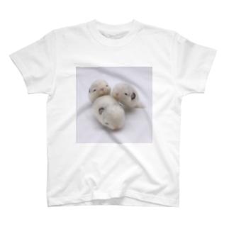 スヤスヤベビーチンチラ T-shirts