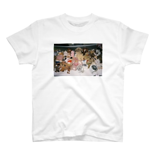 ぬいぐるみの供養 T-shirts