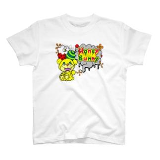 *ハニーベアー* T-shirts