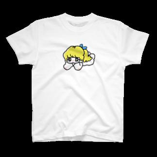 hatam.incのタマシイちゃん T-shirts