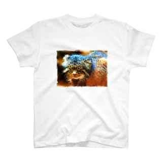 マヌルネコくん T-shirts