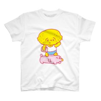 天才!レモン少年の事件簿 T-shirts