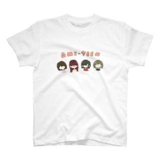 AMI-TEENず T-shirts
