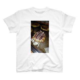 オコノミヤキ T-shirts