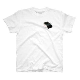 太巻きモルモット T-shirts