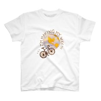 ワールドトリップ T-shirts