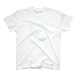 水没ㅤ T-shirts