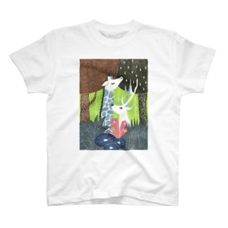 ずっとふたりで T-shirts
