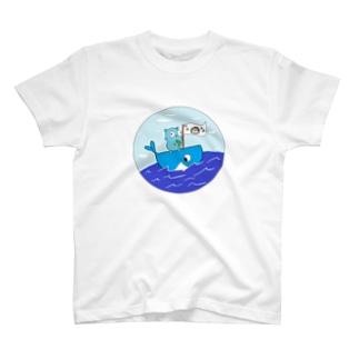 Gopherくん T-shirts