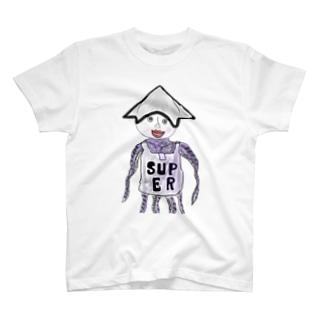 エビのターコスくん T-shirts