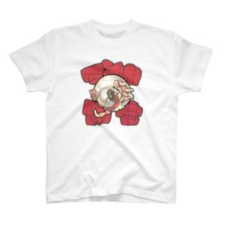 マンカ幼生ダンゴちゃん T-shirts