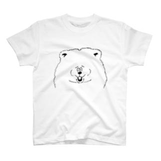 いつものサモエド T-shirts