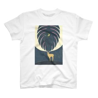 つめたいよる T-shirts