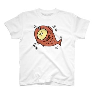 ビチビチわんこ T-shirts