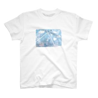 あおぞら T-shirts
