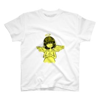 てんしにゃん T-shirts