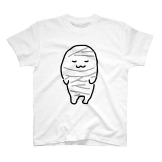 ネンネーーーーコロリヤーーーー T-shirts