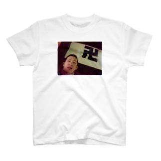 SHOJI manji Tシャツ T-shirts