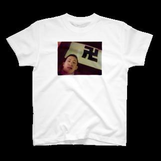 SHOJIのSHOJI manji Tシャツ T-shirts