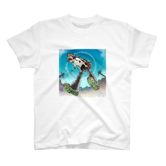空を見上げて T-shirts