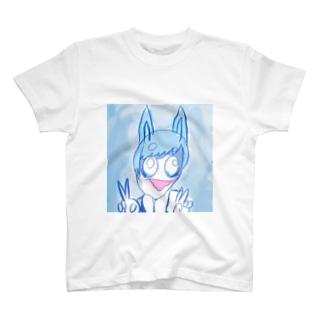 呪いの召喚獣シリーズ(はっぴぃ召喚獣) T-shirts