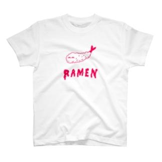 ノット ラーメン T-shirts