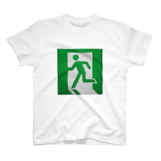 非常口(実写版) T-shirts