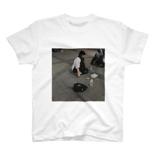 高円寺 T-shirts