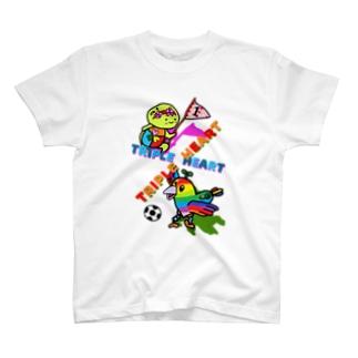 トリハー&ハートルン T-shirts