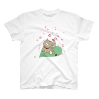 もぐ&ジュリ T-shirts